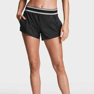 Victoria's Sport Shine Windbreaker Shorts